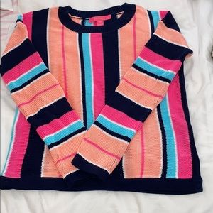 Lilly Pulitzer Stripped Sweater